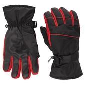 Лыжные зимние термо перчатки, краги 9, 0 Crivit.