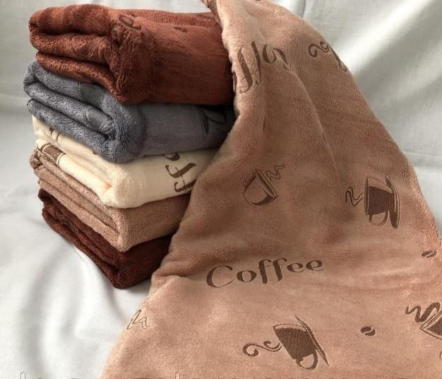 Кухонные полотенца кофе 25х50 см фото №1