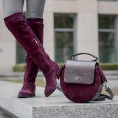 Новинка! женская кожаная сумка код:ЛЛ 91811