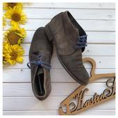 Натуральные ботинки дерби Stefano Rossi  р-р 46