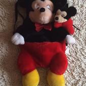 Игрушка-рюкзачек Микки Маус