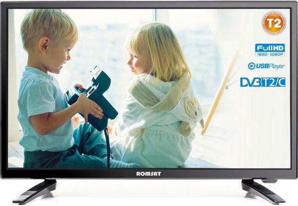 Телевизор led romsat 32hsk1810t2 фото №1