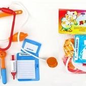 Медицинский набор , набор доктора в пакете 12 предметов Орион