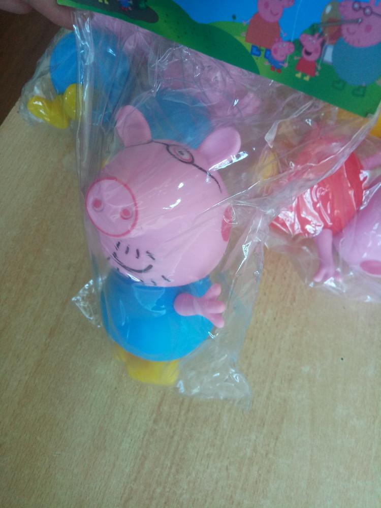 Распродажа свинки пеппа 15см фото №2