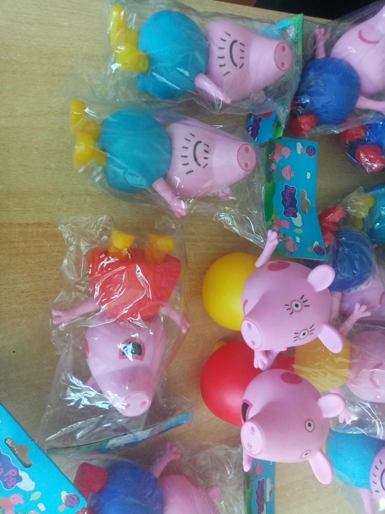 Распродажа свинки пеппа 15см фото №3