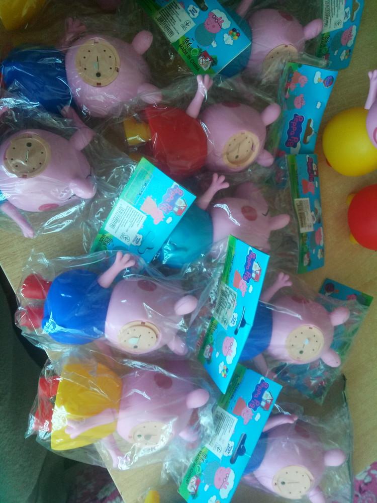 Распродажа свинки пеппа 15см фото №5