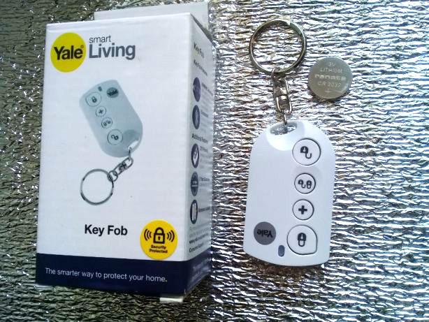 Смарт брелок дистанционного управления yale key fob фото №1