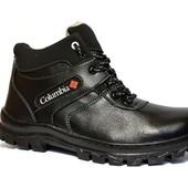 Зимние ботинки для мужчин 40-45 размеров Б-4К