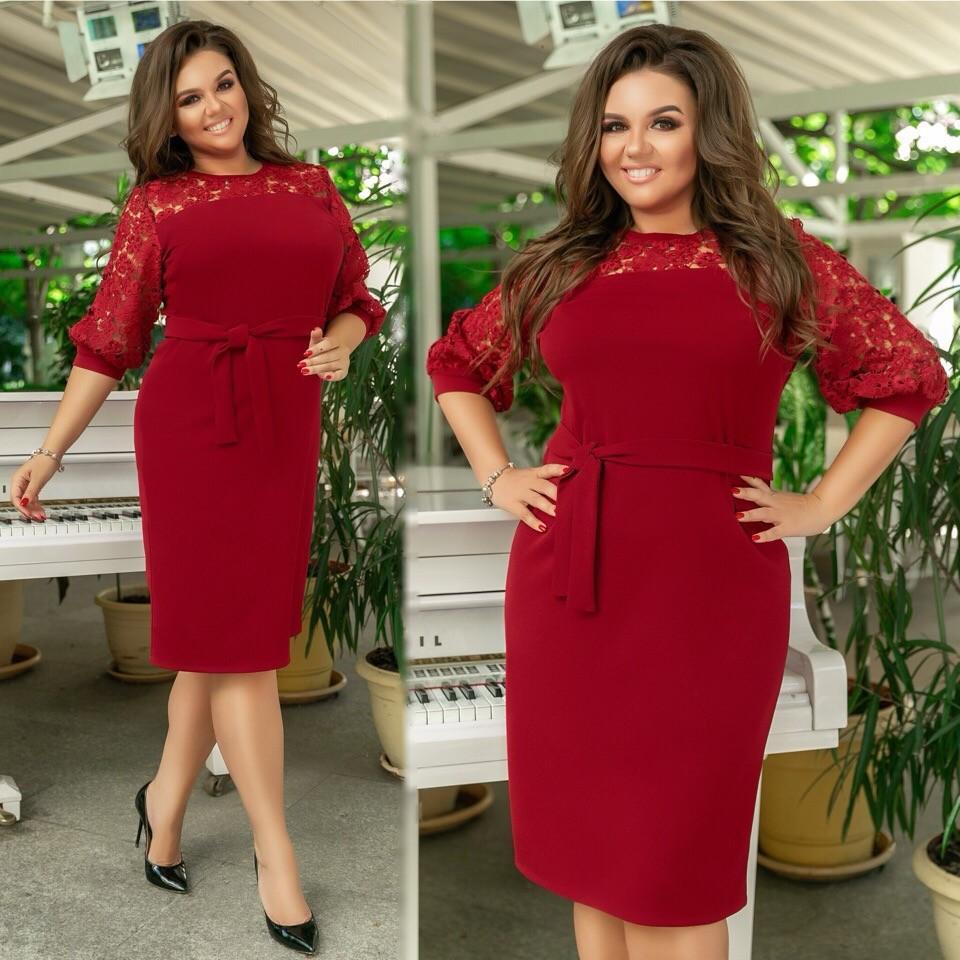 Элегантное платье фото №1