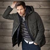 Крутая деми куртка 2 в 1 с жилетом М, XL Тсм Tchibo.