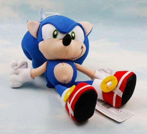 Мягкая игрушка супер соник ( sonic super) фото №1