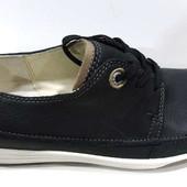 Полуспортивные мужские туфли ecco 41 размер