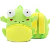 Рюкзак велюровый Frog Berni