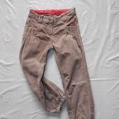 р. 110-116, модные вельветовые джинсы джоггеры Sergent Major
