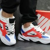 Мужские кроссовки 6239 Nike М2K Tekno