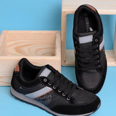 Кроссовки черного цвета