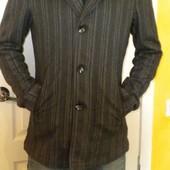 079 Пиджак-пальто в британском стиле (м)