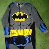 Слип,пижама флис Бетмен размер M-L.