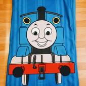 """Спальник для сна с паровозиком Томас """"Thomas & friends"""" Размеры:150(120)*60 см.В идеале.Снизила цену"""