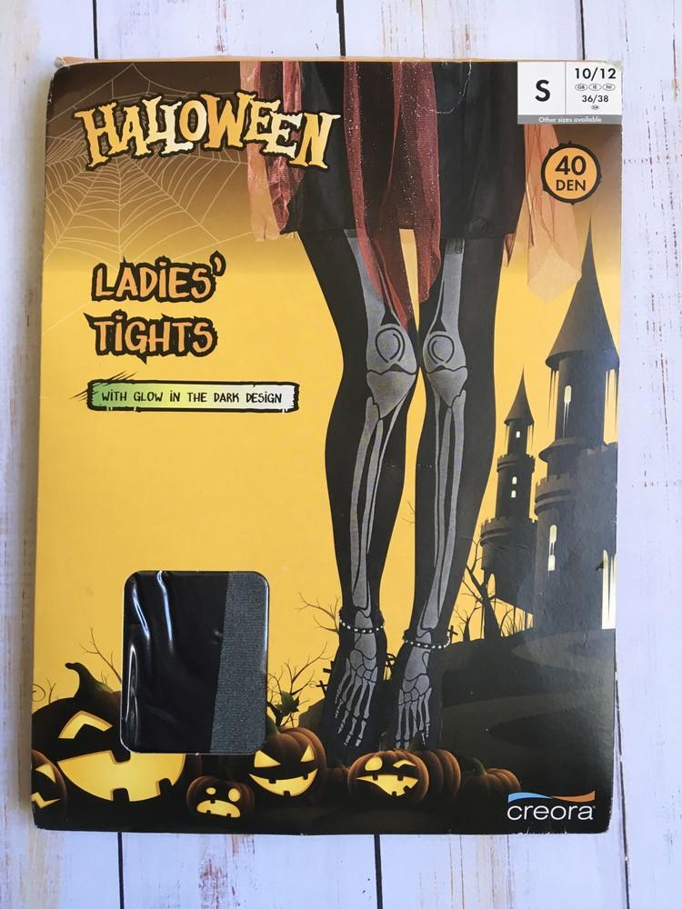 Колготки halloween (creora) , s,l фото №1
