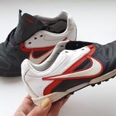 Кожаные кроссовки бусы Nike 33 размер