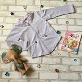 Кофта-пиджак на девочку, Wanex, 104-122-128