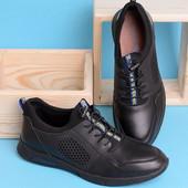 Мужские туфли в спортивном стиле