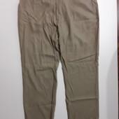 Фирменные полульняные брюки штаны 40 р.