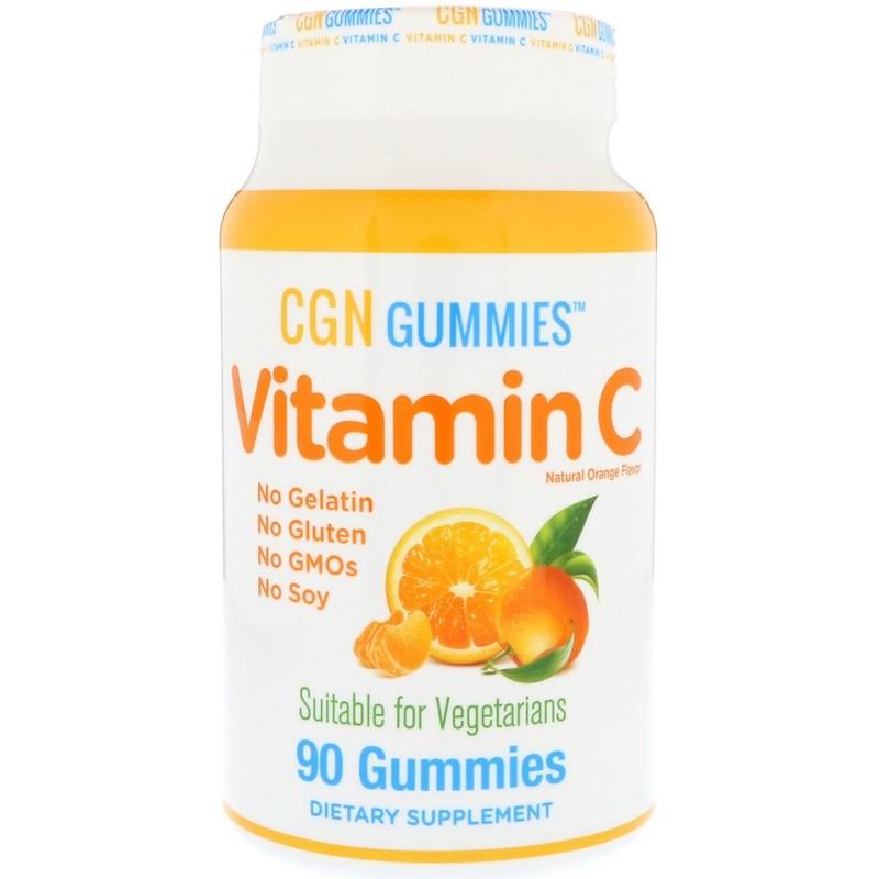 California gold nutrition, витамин с, натуральный апельсиновый вкус, вегетарианский, 90 долек фото №1