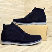 Мужские ботинки зимние VanKristi