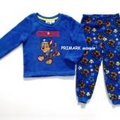 Флисовая пижама Щенячий патруль (2-7 лет) Nickelodeon. Читать описание!