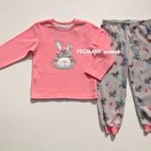 Флисовая пижама для девочки (2-7 лет) Primark. Читать описание!
