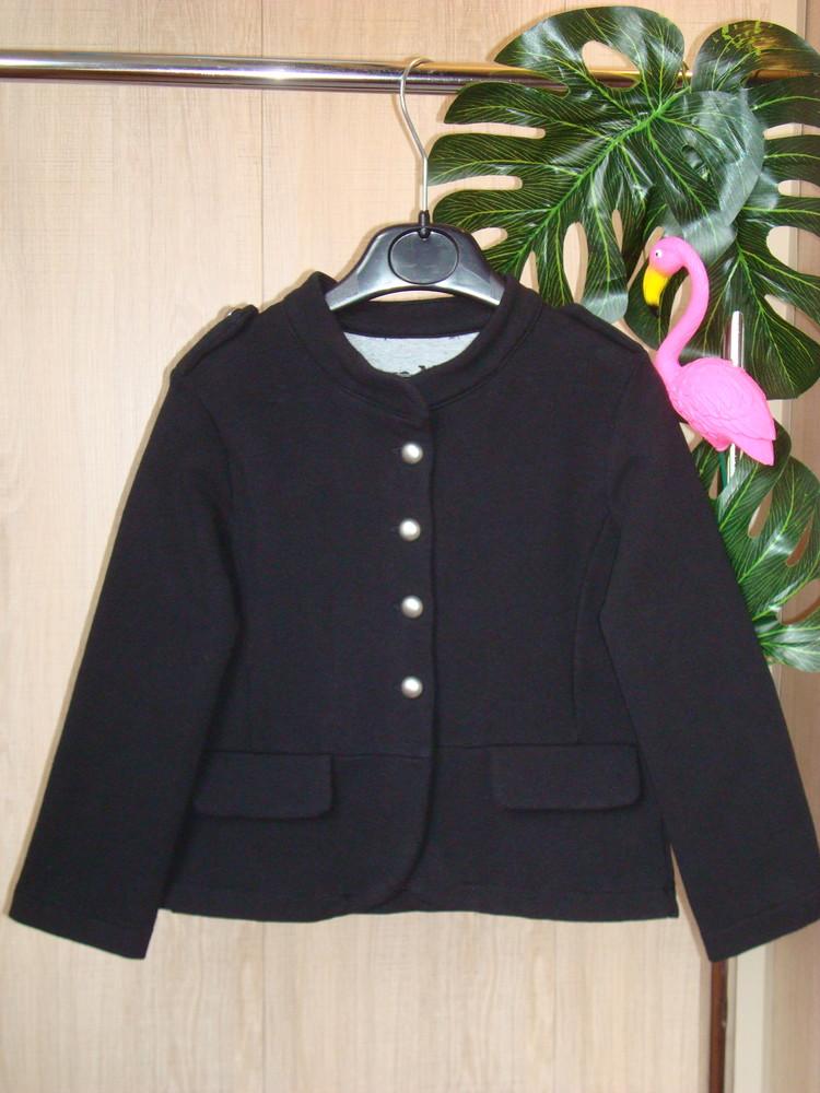 Пиджак трикотажный на 4-5лет  forever фото №1