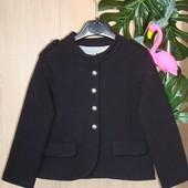 Пиджак трикотажный , утеплен махрой на 4-5 лет Forever