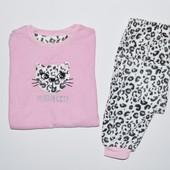 Тёплая пижама для девочек, Primark