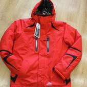 Мужская зимняя куртка Columbia Titanium с отражателем М-3XL