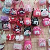 Модная сумка-рюкзак для девочки. Большой выбор!!! В наличии.