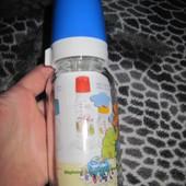 Новая стеклянная бутылочка Canpol Babies, 120 мл