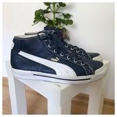 Кожанные кроссовки Puma pp 42