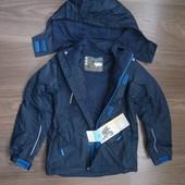 Шикарная функциональная куртка Crane Kids Германия, р. 134/140