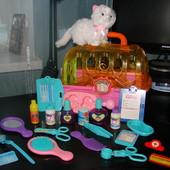 Игровой набор My Pet Grooming Salon отл.состояние