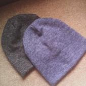 Мужские шапки,ангора-софт.