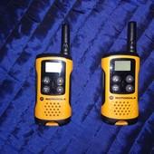 2 рации Motorola T41 б/у