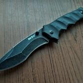 Нож складной, полуавтоматический(выкидной)