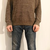 2187 /120 Теплый свитер Easy Premium Vintage L