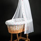 Дитяче ліжечко-люлька  Sweet Dream ручної роботи