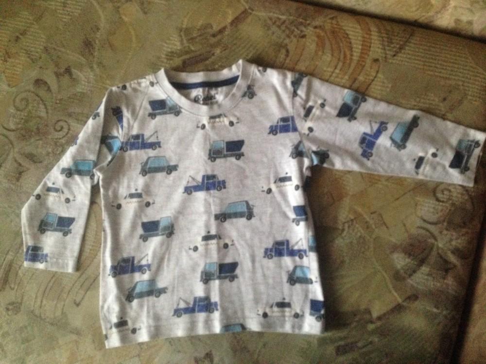 35c94a1dc689286 Пижама для мальчика фирмы rebel by primark р. 3-4 (104 см)., цена ...