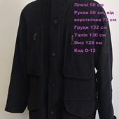 Кашемірове чоловіче пальто