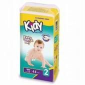 отличные подгузники Kidy 2 (Турция).