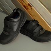Ботинки кроссовки кожа Clarks (35G)